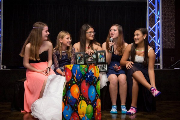 bat mitzvah friends
